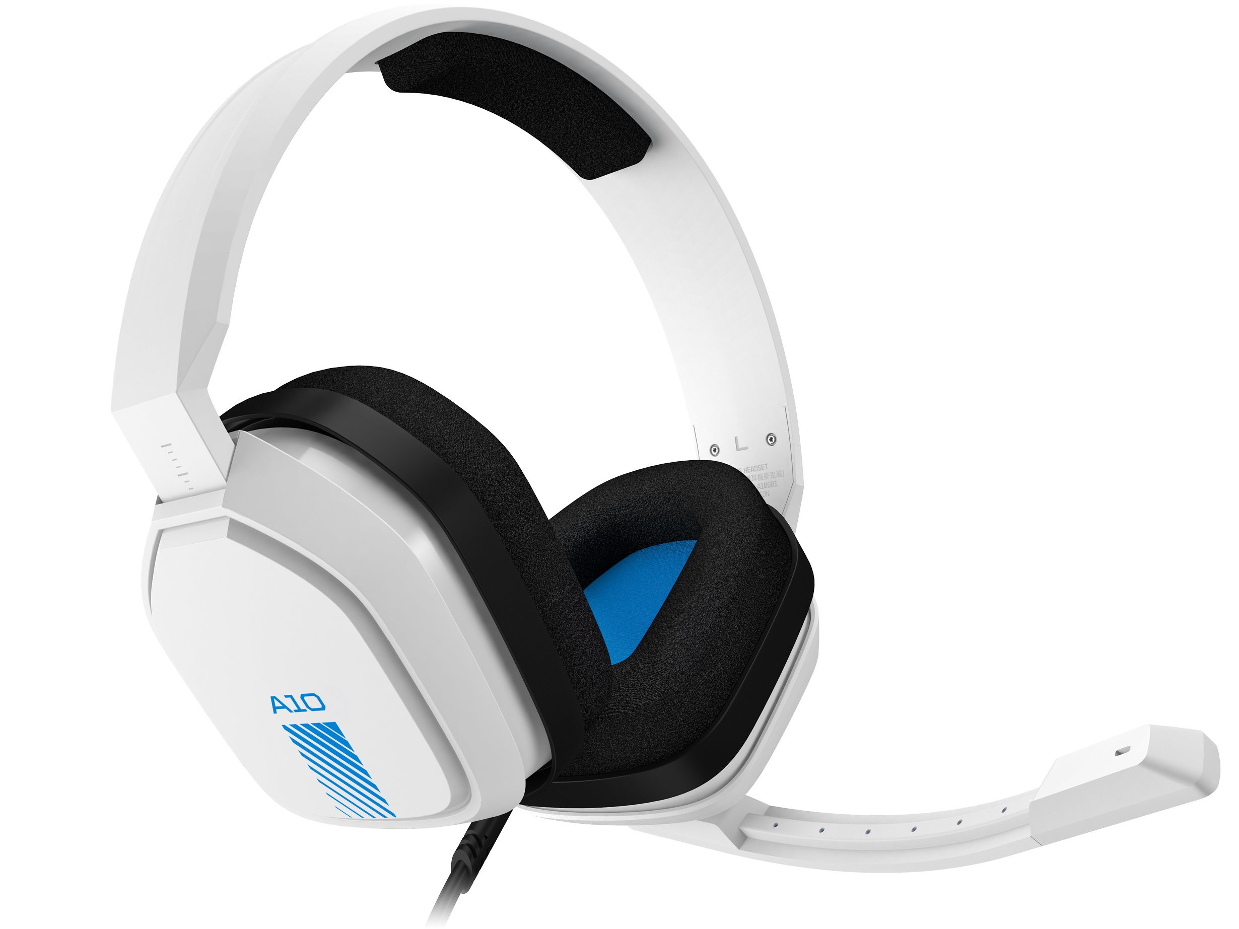 ASTRO Gaming A10 Headset - White/Blue
