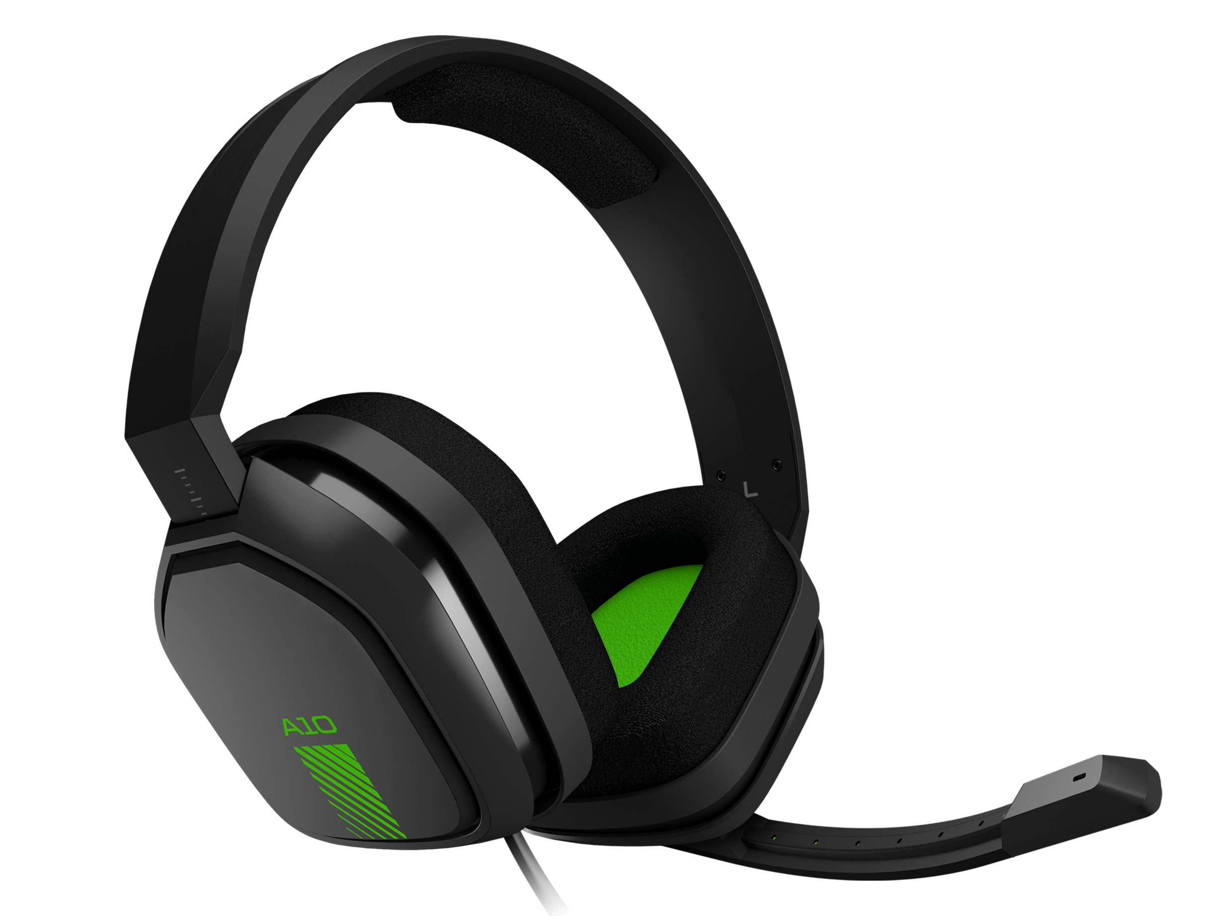 ASTRO Gaming A10 Headset - Grey/Green