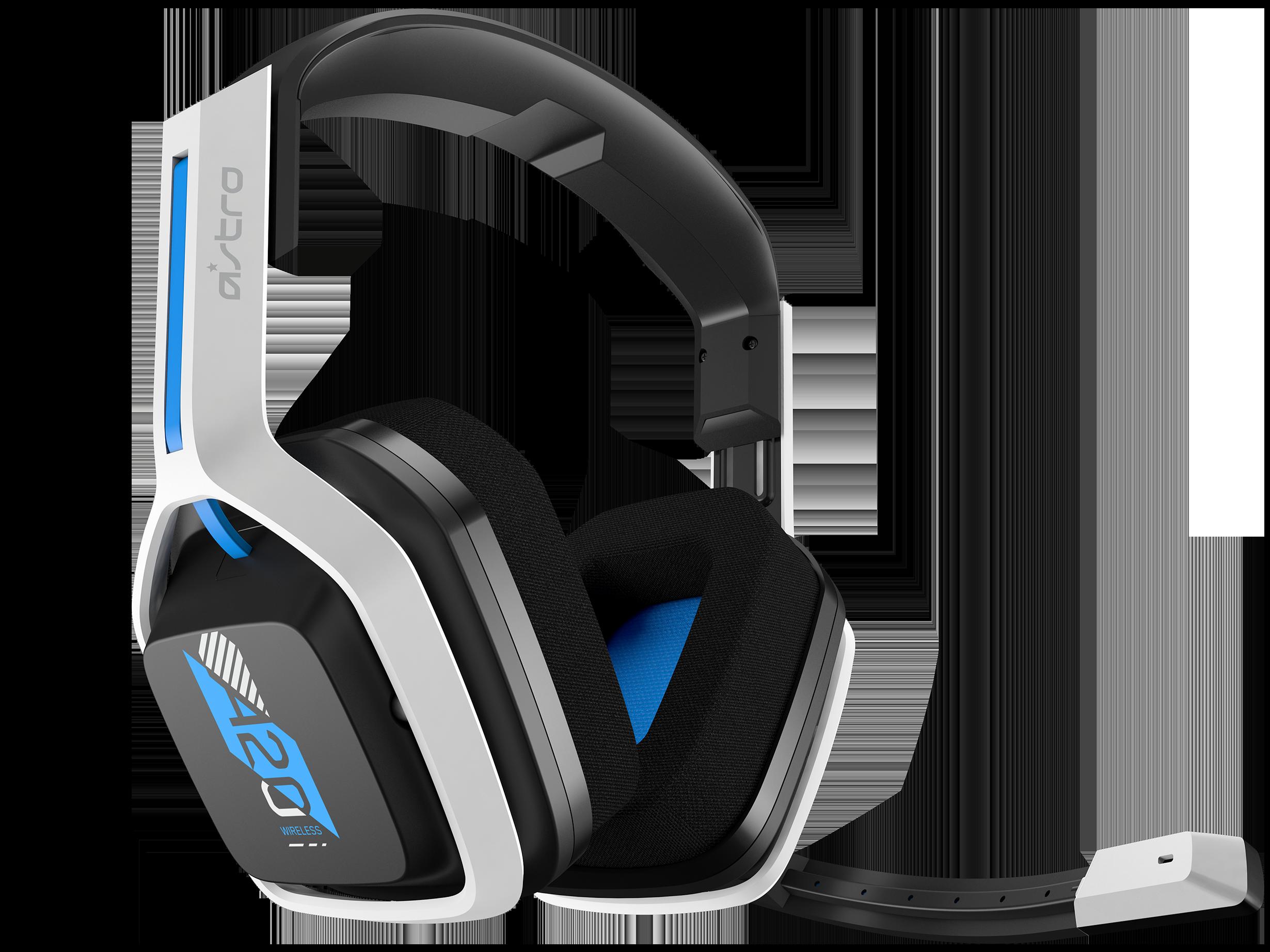 ASTRO Gaming A20 Wireless Gen 2 Headset - Blue/White