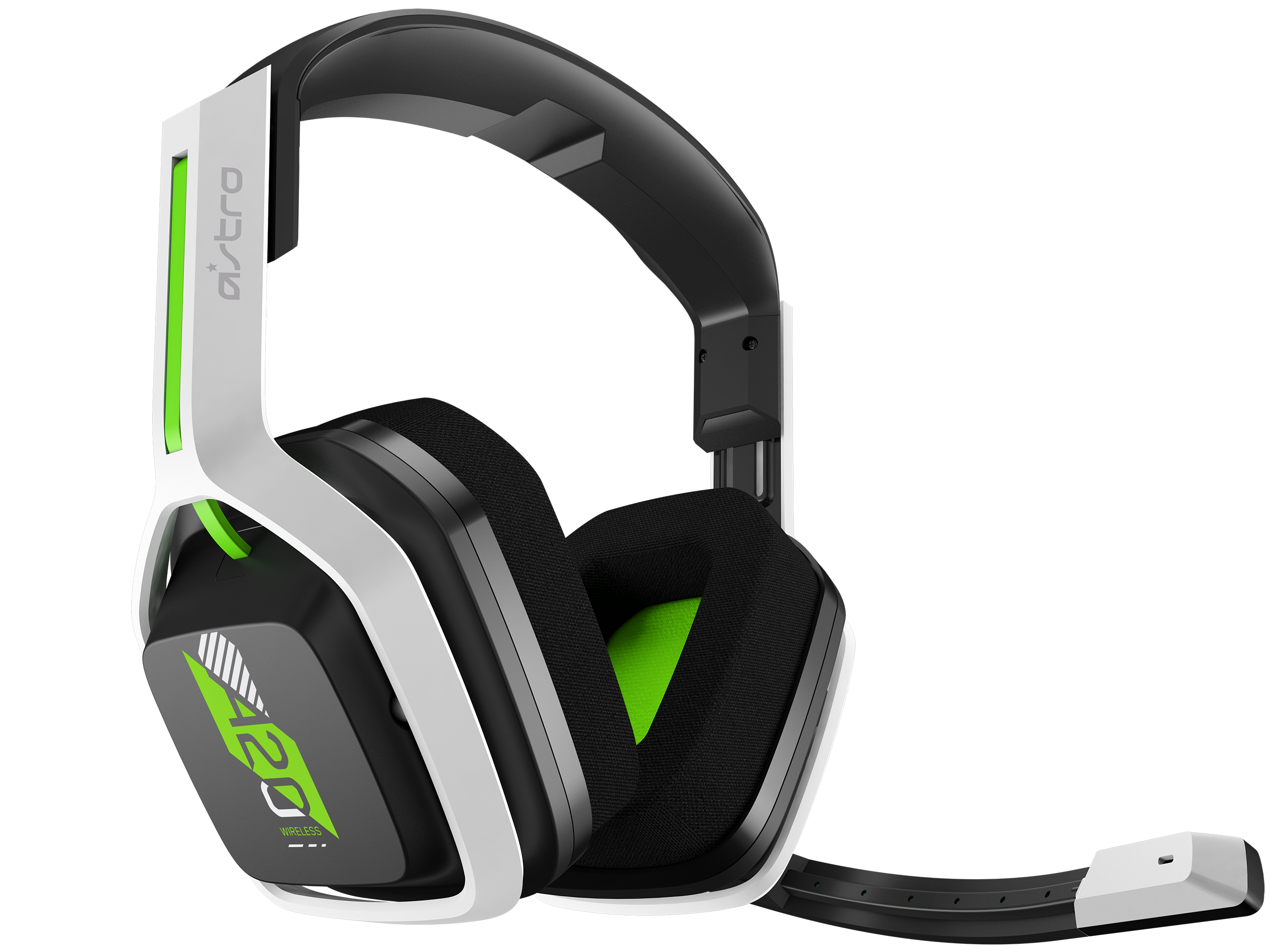 ASTRO Gaming A20 Wireless Gen 2 Headset - Green/White