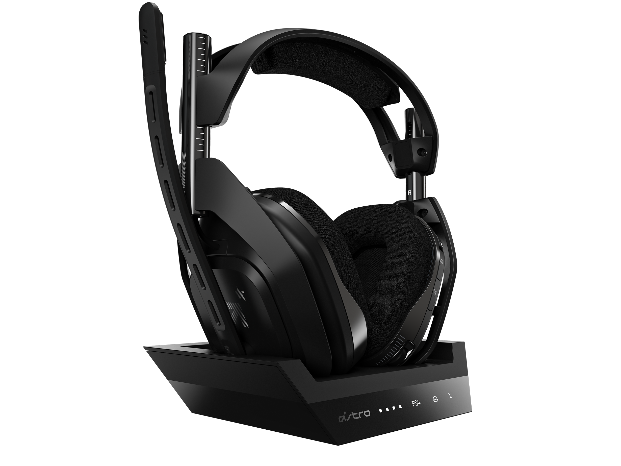 ASTRO Gaming A50 Wireless Headset + Base Station - Black/Grey