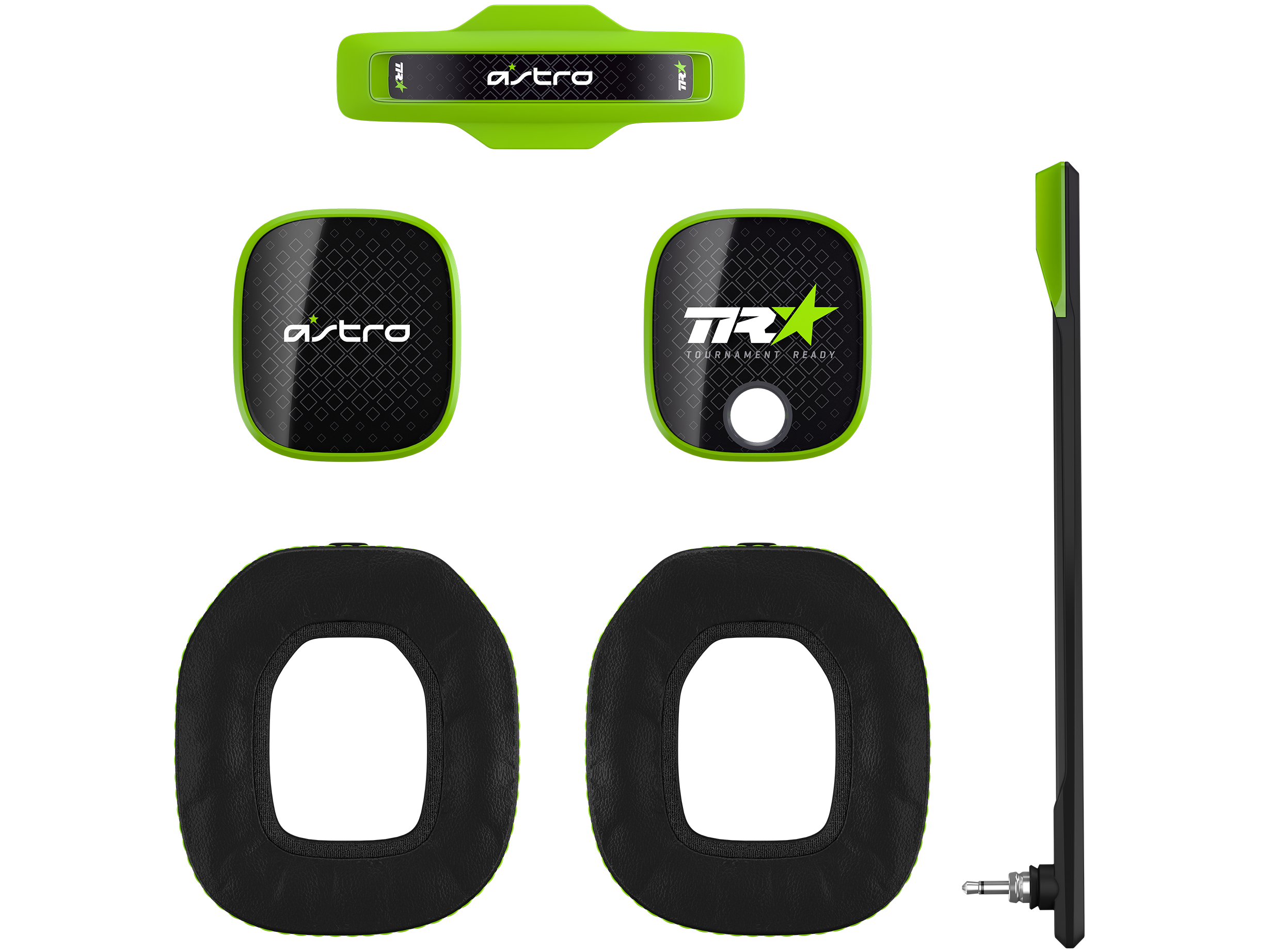 ASTRO Gaming A40 TR Mod Kit - Green